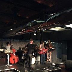 Swung Parliament Quintet and OTT Jazz Trio Jazz Band in London