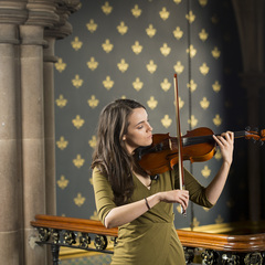 Rosie Birchard Violinist in Glasgow