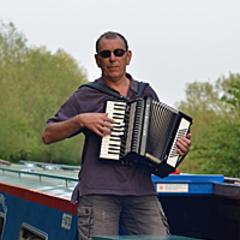 Ian Cairns Accordionist in London