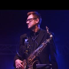 Aaron Liddard Saxophone Player in London