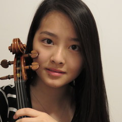 Tiffany Tan Violinist in London