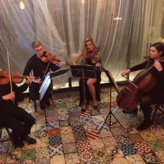 The Bellot Quartet String Quartet in London