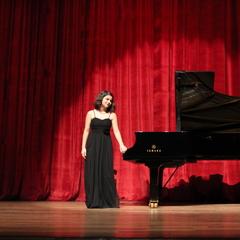 Leyla Cemiloglu Pianist in the UK