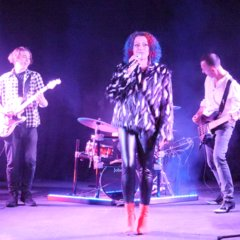 Candy and the Sound Function Band in the UK