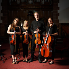 Simple Strings String Quartet in Glasgow