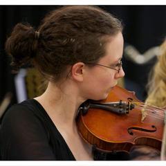 Claire Philip Violinist in Edinburgh
