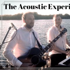The Acoustic Experiment Wedding Band in the UK