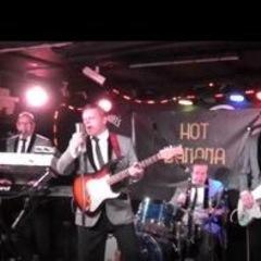 hot banana 60s band Wedding Band in Oxford