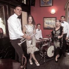 Shanghai Shuffle Jazz Band in Bristol