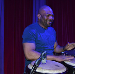 David Imevbore Percussionist in London
