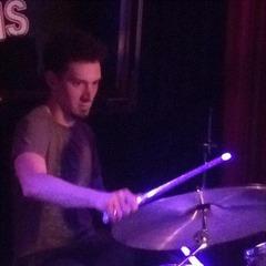 Dan Palazzese Drummer in Cambridge