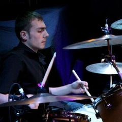 Liam Westerby Drummer in Newcastle