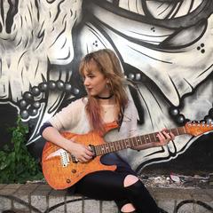 Emily Jane Roberts Guitarist in London