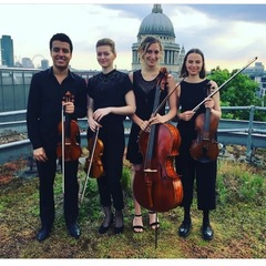 The Milton String Quartet String Quartet in London