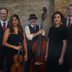 La Bouche Manouche Jazz Band in London