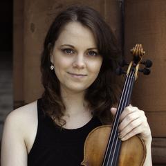 Tessa Henderson Violinist in Glasgow