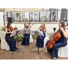 Sekine Quartet String Quartet in the UK