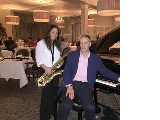 Simon Latarche Duo Jazz Band in Plymouth