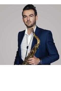 Filip Domarski Saxophone Player in London