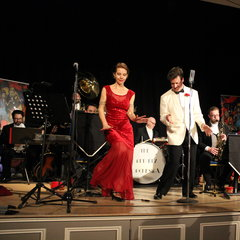 The Red Fez Orchestra Function Band in the UK