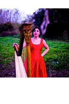 Katya Herman Harpist in London