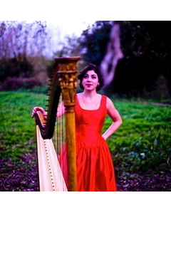 Katya Herman Harpist in the UK