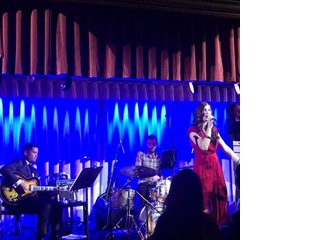 Lorena Dale Band Jazz Band in the UK