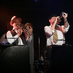 Speakeasy Revival Orchestra Jazz Band in the UK