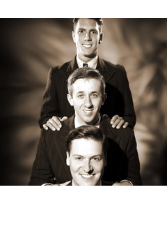 Test Of Time Entertainment | Vintage Trio Jazz Band in London