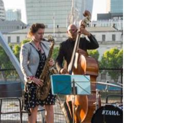Sax & Bass Jazz Band in London