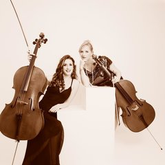 Cupid's Bow Cello Duo Cellist in Manchester