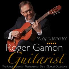 Roger Gamon Guitarist in Birmingham