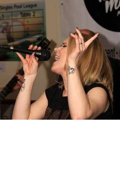 Alix Mills Singer in Cambridge