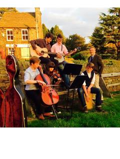 Fulwood Folkers Ceilidh Band in Bradford