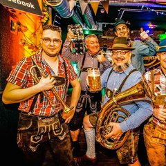 Oompah Stompers Wedding Band in the UK