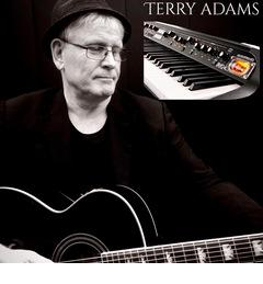 Terry Adams Singer in the UK