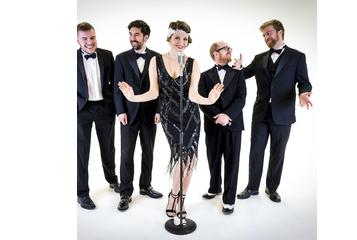 The Lady Gatsby Jazz Band Jazz Band in the UK