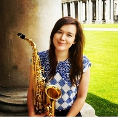 Bethany Miles Saxophone Player in Oxford