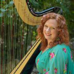 Rachael Gladwin Harpist in the UK