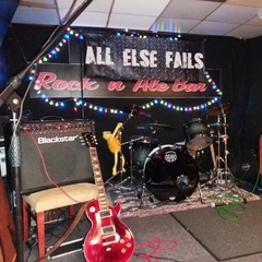 All Else Fails Cover Band in Cardiff