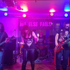 All Else Fails Function Band in Cardiff