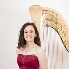 Anwen Thomas Harpist in London