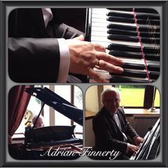 Adrian Finnerty Pianist in Glasgow