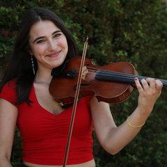 Freddie Flintoff Violinist in the UK