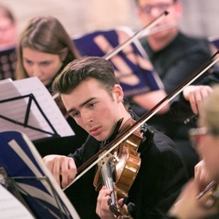 Ryan McSorley Viola Player in Glasgow