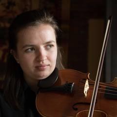 Naomi Fearon Viola Player in York