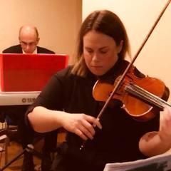 Christine Miller Violinist in Birmingham