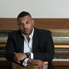 Andreus Rhamie Pianist in the UK