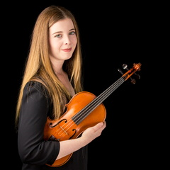 Iona Allan Violinist in London