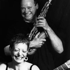 Hearnshaw/Green Duo Jazz Band in the UK